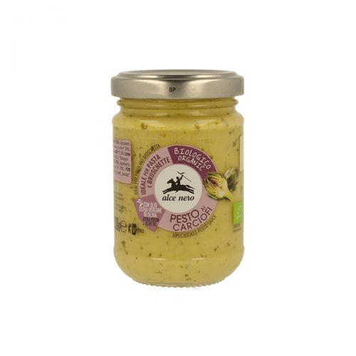 Pesto s artičoky Alce Nero organic
