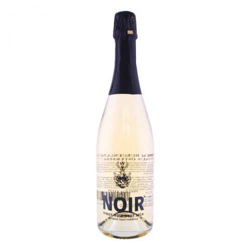 """""""Noir"""" Pinot Noir Sekt 2014 (Peter Schandl)"""