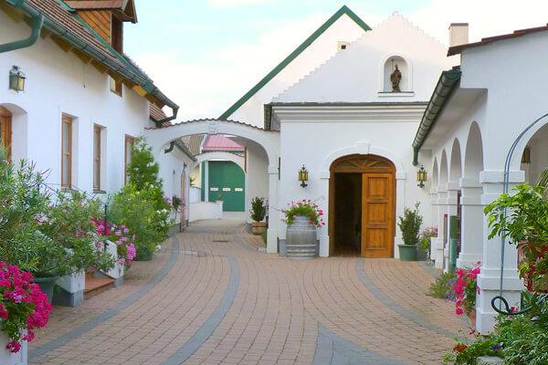 Vinařství Siegl v Breitenbrunnu