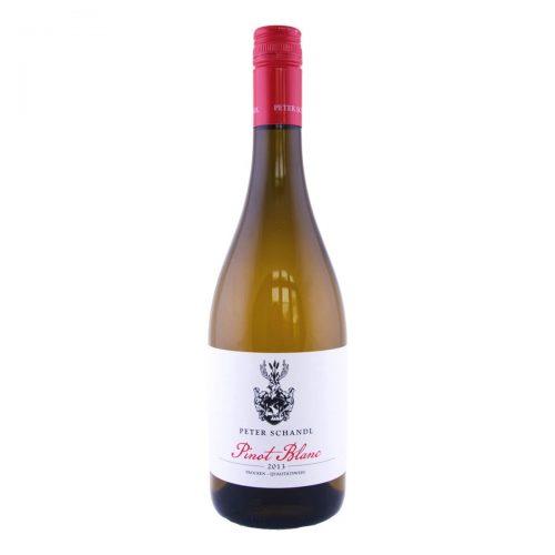 Pinot Blanc 2013 (Peter Schandl)