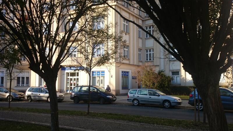 Vinclub - vchod