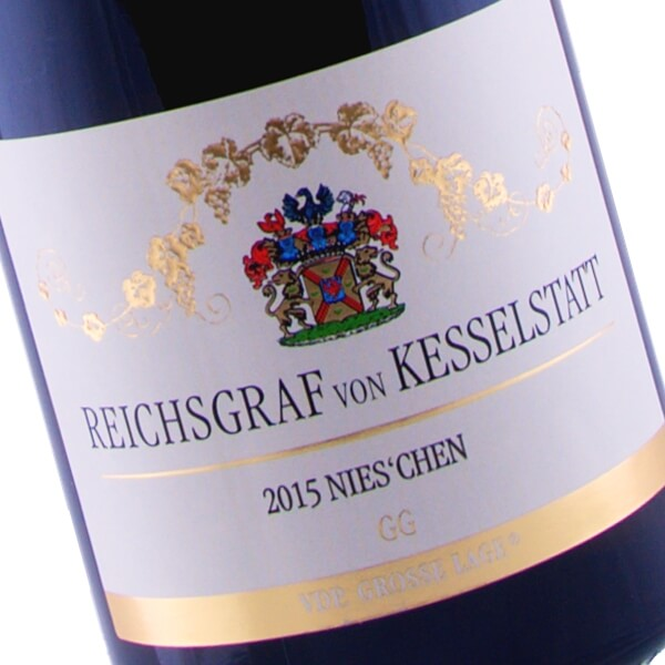 Kasel Nies'chen GG Riesling 2015 (Reichsgraf von Kesselstatt)