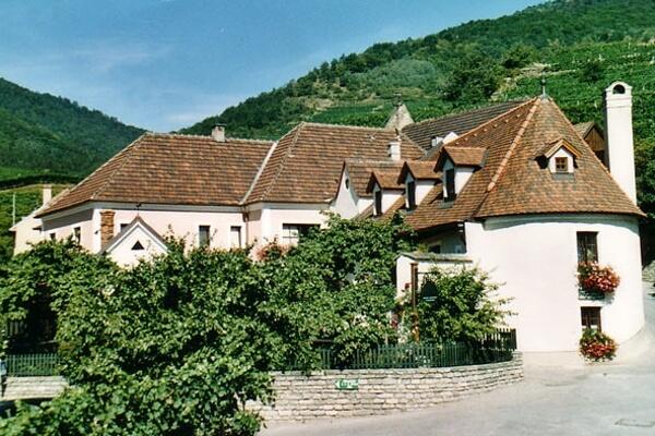 Vinařství Nothnagl v obci Spitz