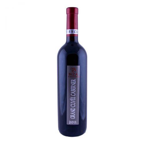 Grand Cuvée Caberner výběr z hroznů 2011 (Vinařství Bíza)