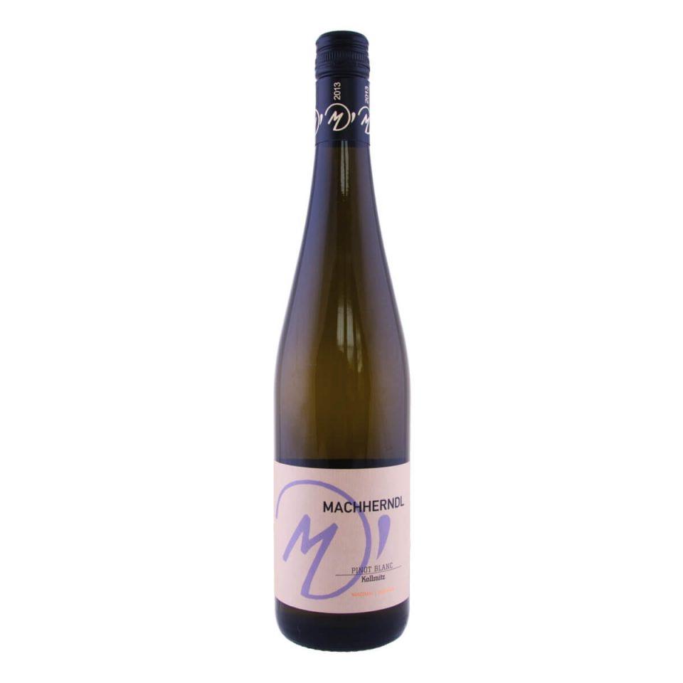 Pinot Blanc Smaragd Kollmitz 2013 (Weingut Machherndl)