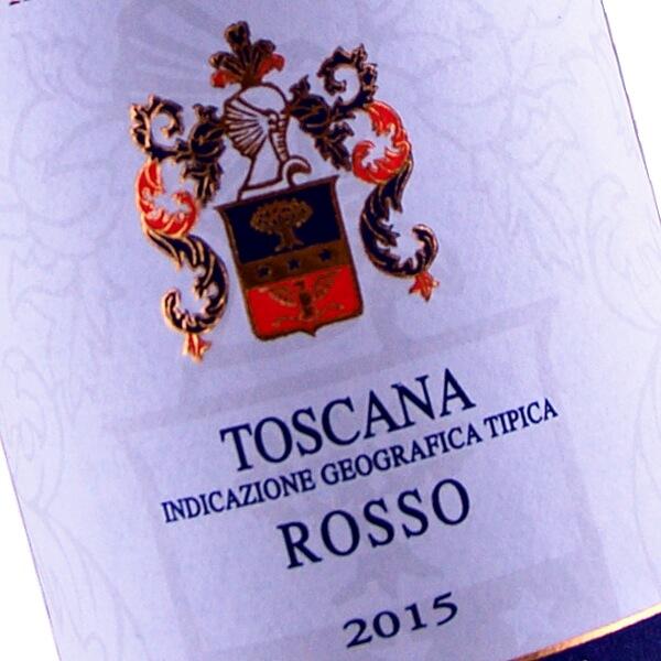 "Rosso IGT Toscana ""Cavalier Tranquillo"" 2015 (Famiglia Losi)"