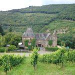 Schloss Marienlay - sídlo vinařství Reichsgraf von Kesselstatt