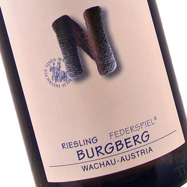 Burgberg Riesling Federspiel 2016 (Weingut Nothnagl)