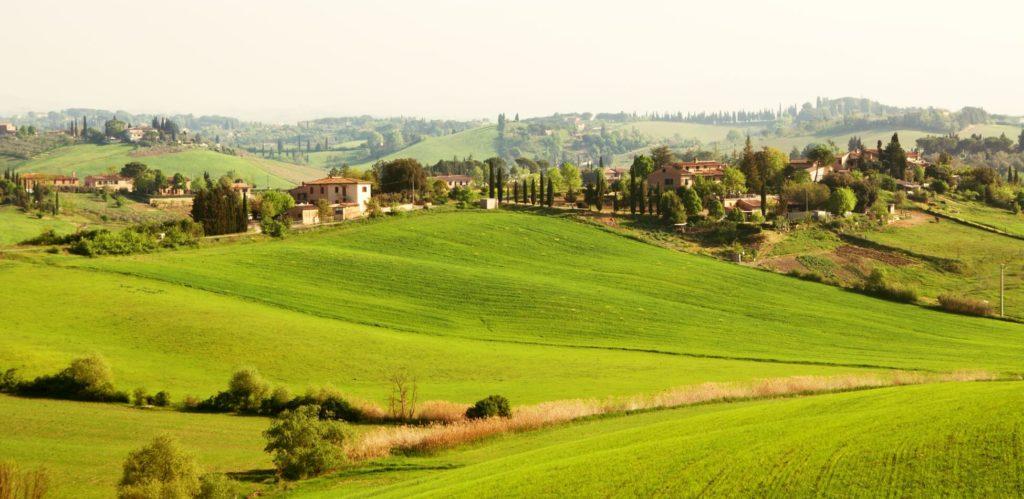 Vinařská oblast Chianti