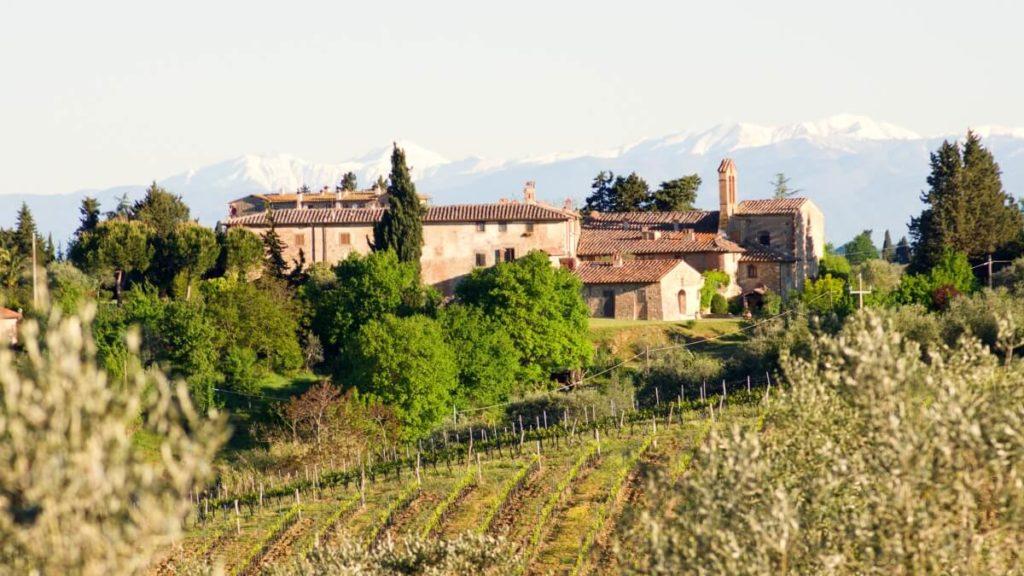 Chianti - krajina