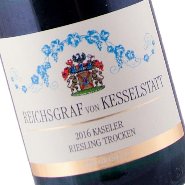 Kaseler Riesling Trocken 2016 (Reichsgraf von Kesselstatt)