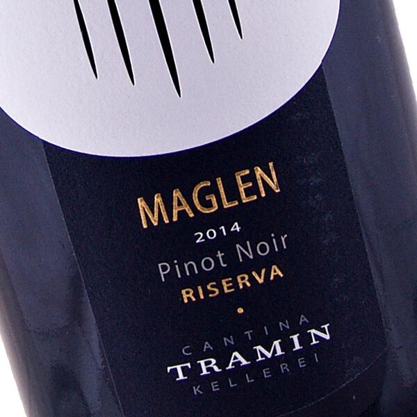 MAGLEN Pinot Noir Riserva 2014 (Cantina Tramin)