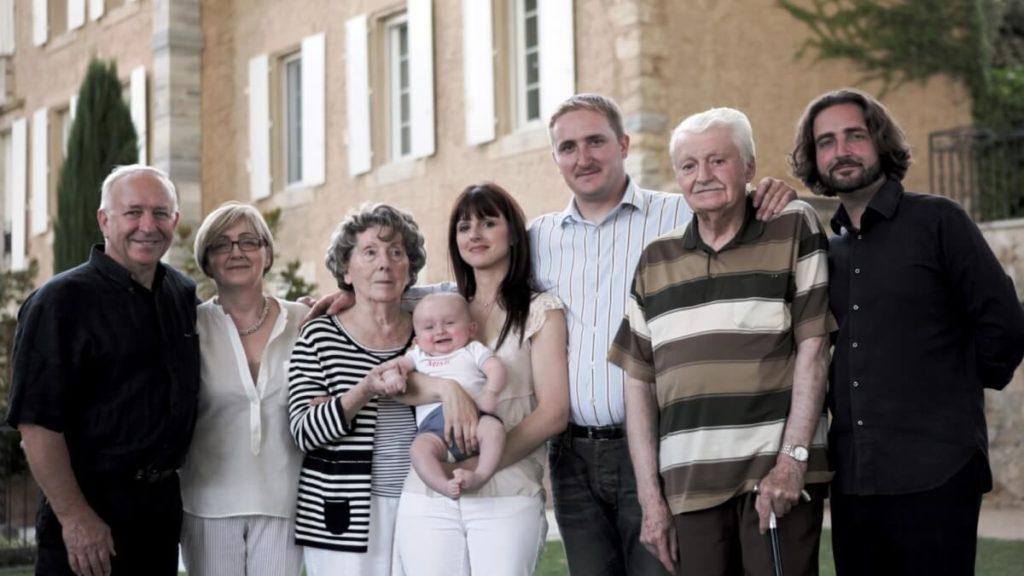 Rodina Chaudière
