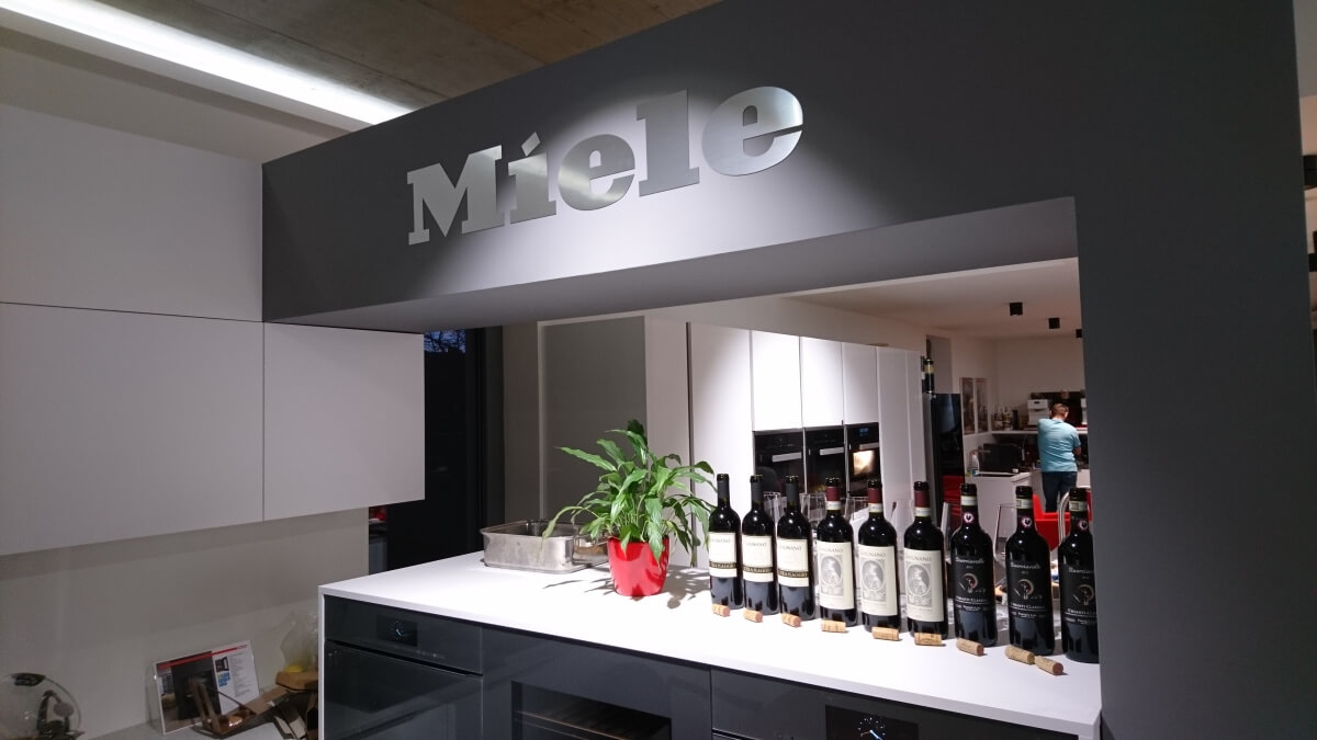 Food & Wine Miele