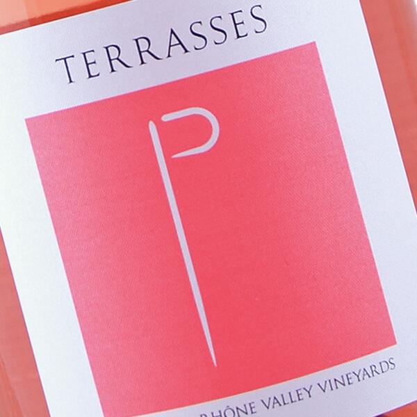 Terrasses Rosé 2017 (Château Pesquié)