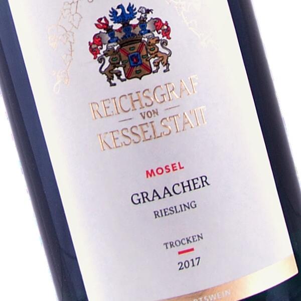 Graacher Riesling Trocken 2017 (Reichsgraf von Kesselstatt)