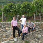 Schmelzovi na vinici Steinriegl
