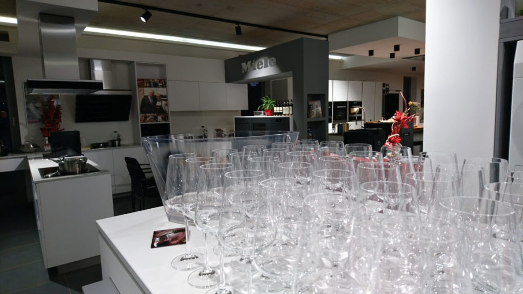 Food & Wine v Miele Center