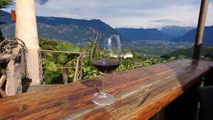 Degustace vín z Alto Adige
