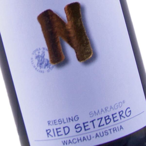 Setzberg Riesling Smaragd 2017 (Weingut Nothnagl)
