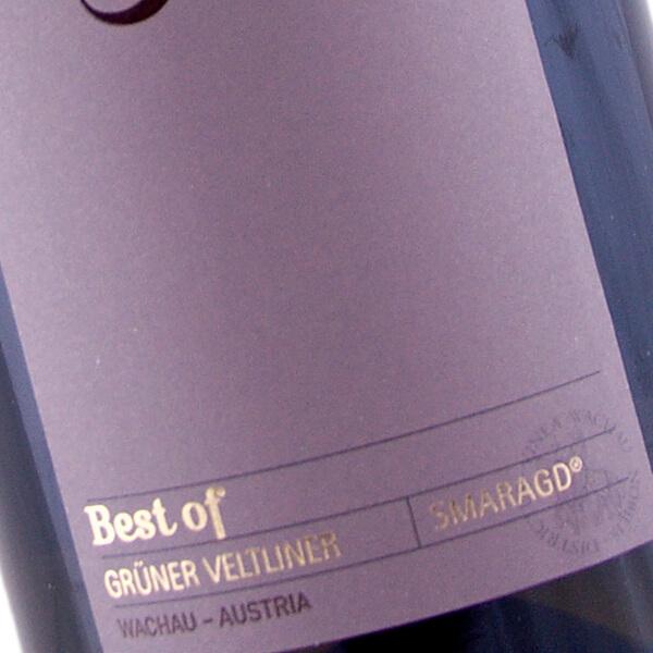 Best Of Grüner Veltliner Smaragd 2017 1,5 l  (Weingut Schmelz)