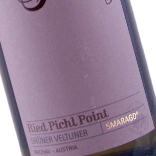 Pichl Point Grüner Veltliner Smaragd 2017 (Weingut Schmelz)