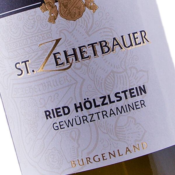 Gewürztraminer Hölzlstein 2016 (Weingut St. Zehetbauer)