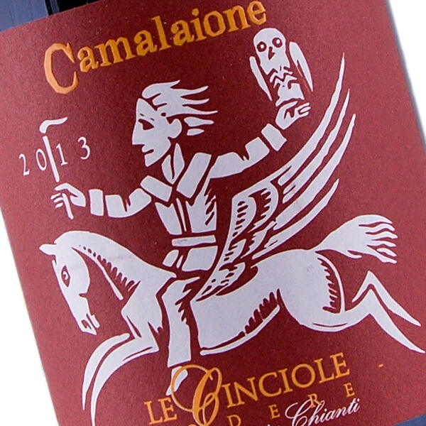 Camalaione IGT Toscana 2013 (Le Cinciole)
