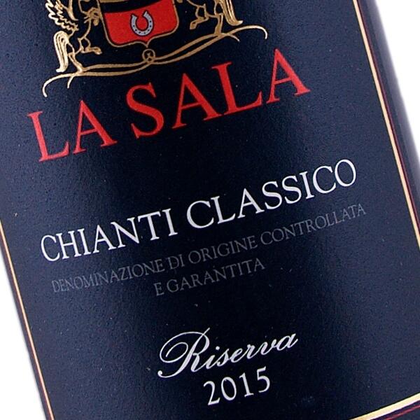 Chianti Classico Riserva DOCG 2015 (La Sala)