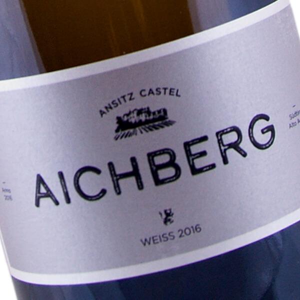 AICHBERG Weissburgunder Chardonnay Sauvignon Blanc 2016 (Weingut Kornell)