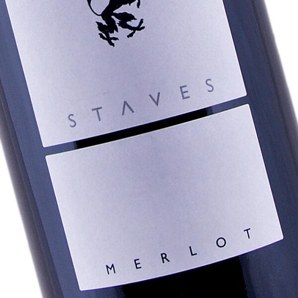 STAVES Merlot riserva 2015 (Weingut Kornell)