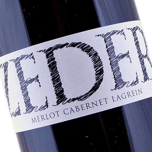 ZEDER Merlot Cabernet Lagrein 2016 (Weingut Kornell)