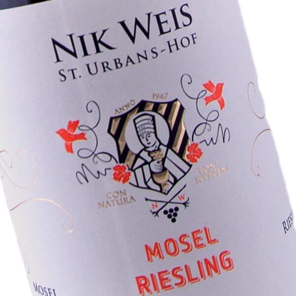 Mosel Riesling 2017 (Nik Weis St. Urbans-Hof)
