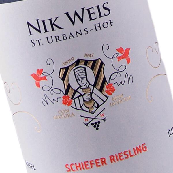 Schiefer Riesling 2017 (Nik Weis St. Urbans-Hof)