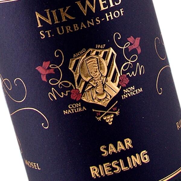 Saar Riesling 2017 (Nik Weis St. Urbans-Hof)
