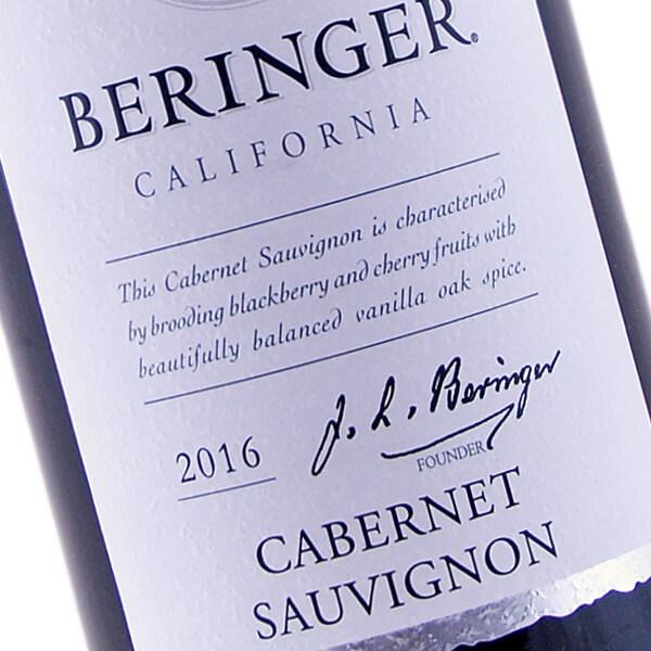 Classic Cabernet Sauvignon 2016 (Beringer Vineyards)