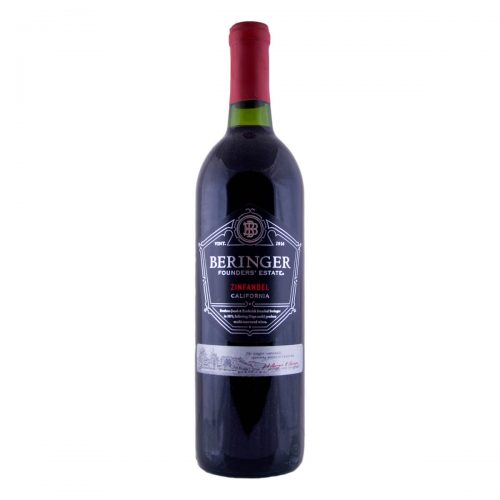 Founder's Estate Zinfandel 2016 (Beringer Vineyards)