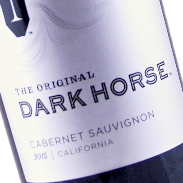 Cabernet Sauvignon 2015 (Dark Horse)