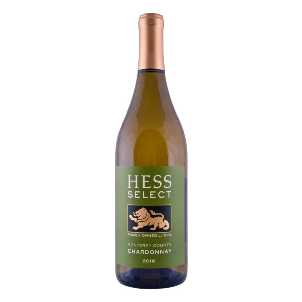 Chardonnay Monterey County 2016 (Hess Select)
