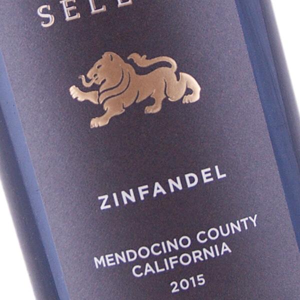 Zinfandel 2015 (Hess Select)