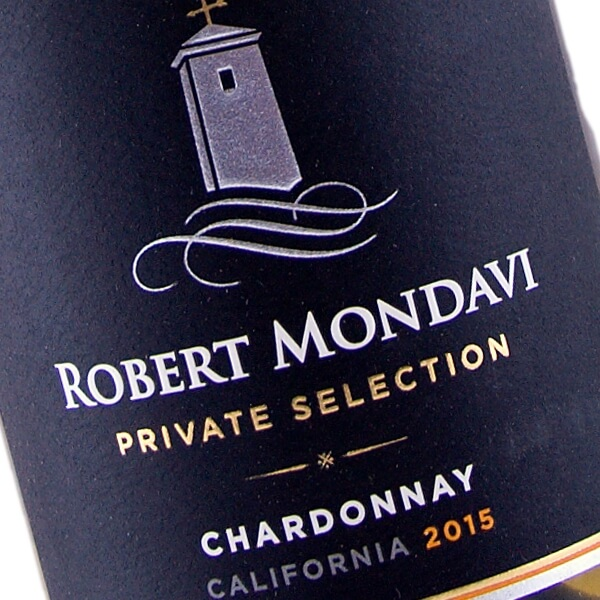 Chardonnay Private Selection 2015 (Robert Mondavi)