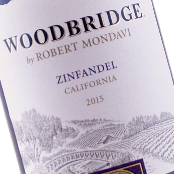 Woodbridge Zinfandel 2015 (Robert Mondavi)