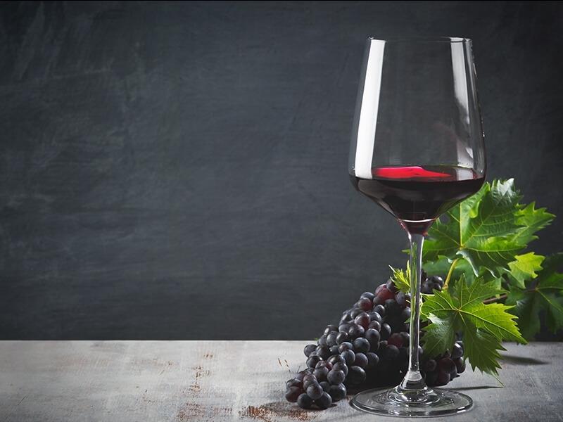 Lehká ovocná červená vína