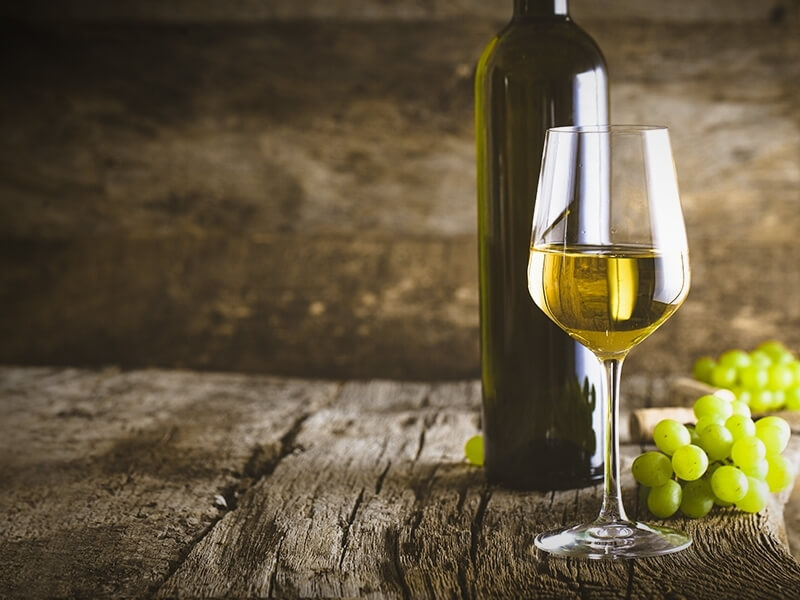 Plná tělnatá bílá vína