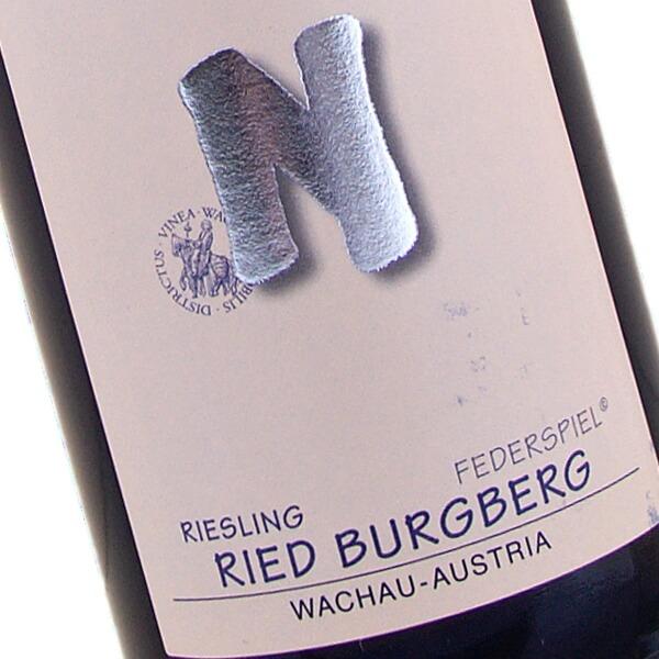 Burgberg Riesling Federspiel 2018 (Weingut Nothnagl)