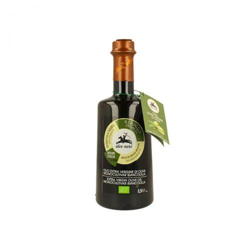 "Olivový olej extra virgin ""Biancolilla"" monocultivar Alce Nero organic"