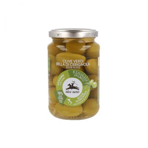"""Olivy """"Bella di Cerignola"""" Alce Nero organic"""