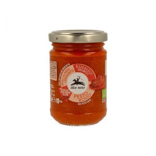 Pesto rosso Alce Nero organic