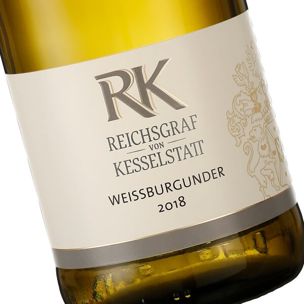 Weissburgunder trocken 2018 (Reichsgraf von Kesselstatt)