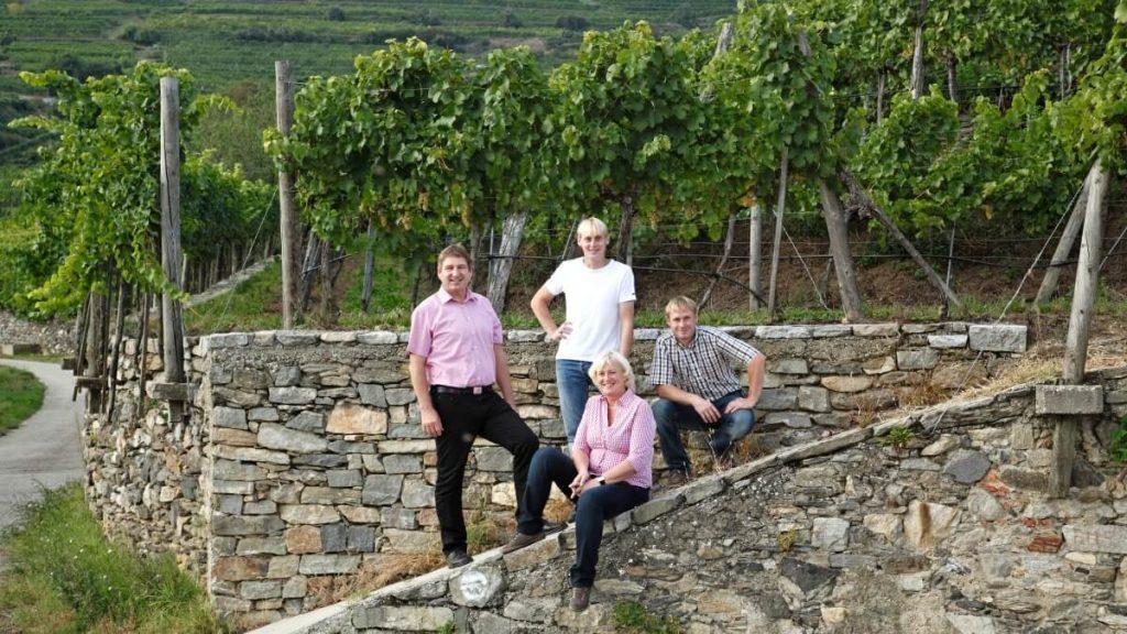 Weingut Schmelz - rodina